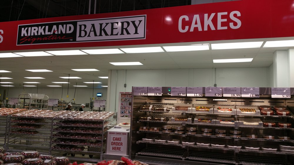 COSTCO BAKERY Products Pictures and Order Information