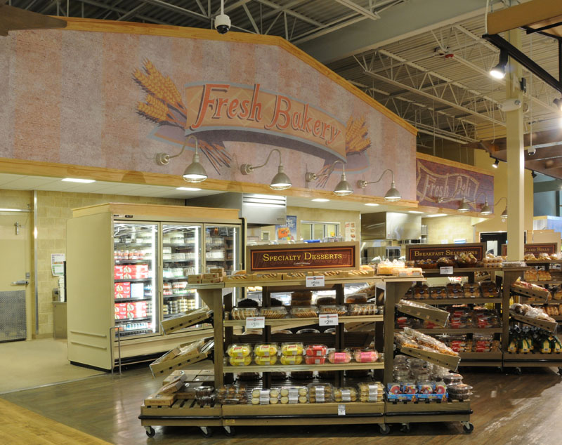 Food Lion Bakery