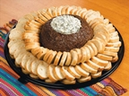 Party Lovers Rye Platter