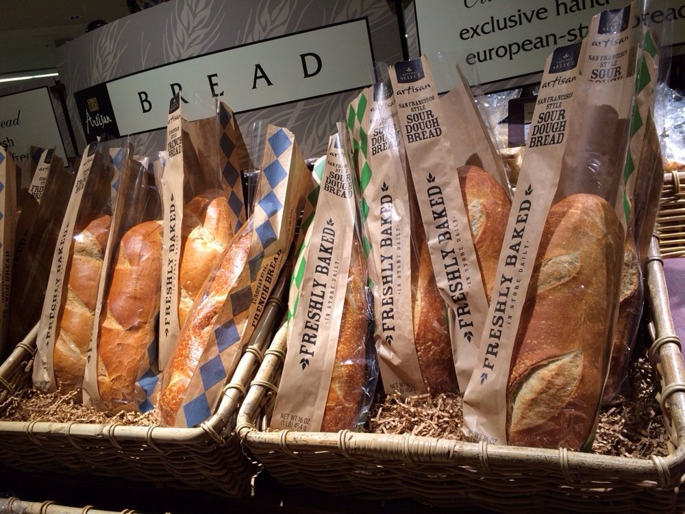 Vons Bread