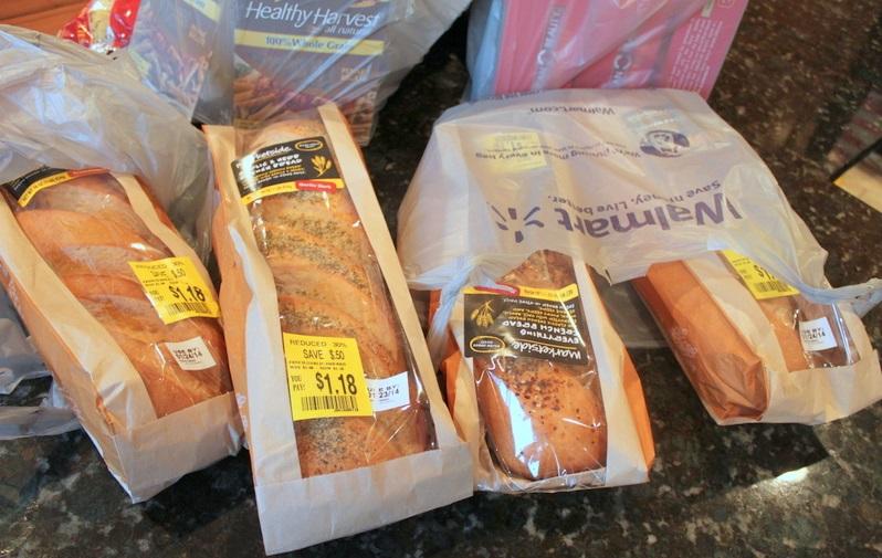 Walmart  Bread