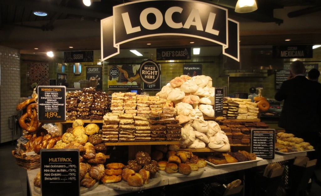 Whole Foods Bakery