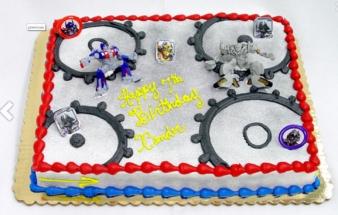 Acme Cake Example 3