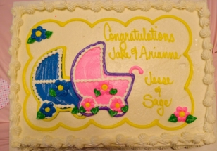 Costco Baby Shower Cacke Example 6