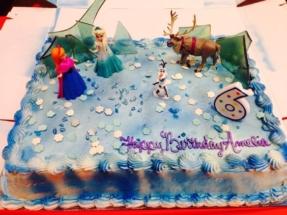 Costco Birthday Cake 2