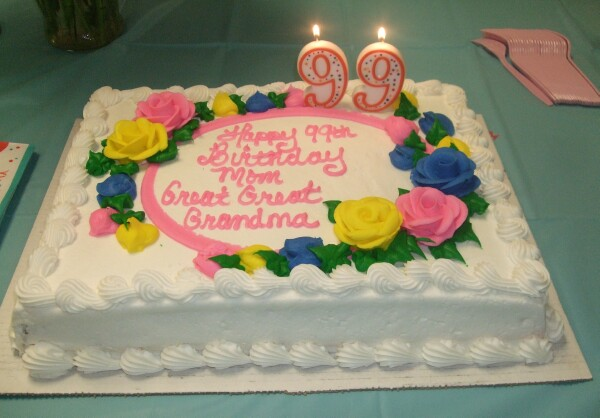 Bjs Cake Idea