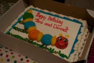 Costco Birthday Cake 5