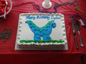 Costco Birthday Cake 7