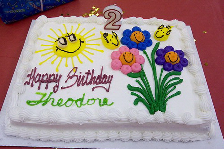 Custom Birthday Cakes At Costco