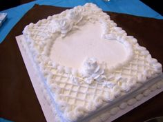 Costco Wedding Cake 4