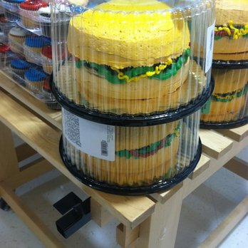 Giant Food Store Bakery Cakes