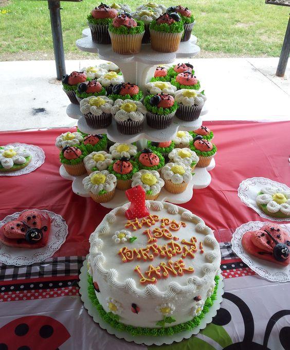 Giant Eagle Birthday Cakes