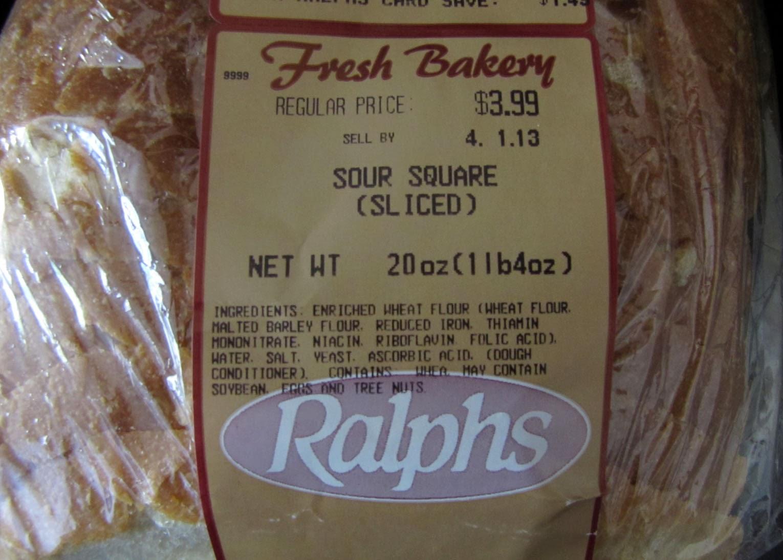 Ralphs Bakery Cake Flavors