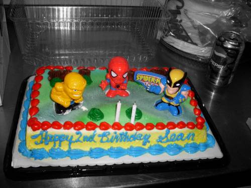 Please place your order with your local supermarket, bakery or ice cream shop at least 10 days in advance of your party, in order to allow enough time for the cake to be coolninjagames.ga ask your local supermarket, bakery or ice cream shop about the availability of your cake selection.