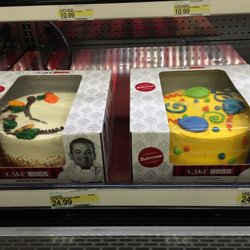 Target Bakery Products Pictures and Order Information