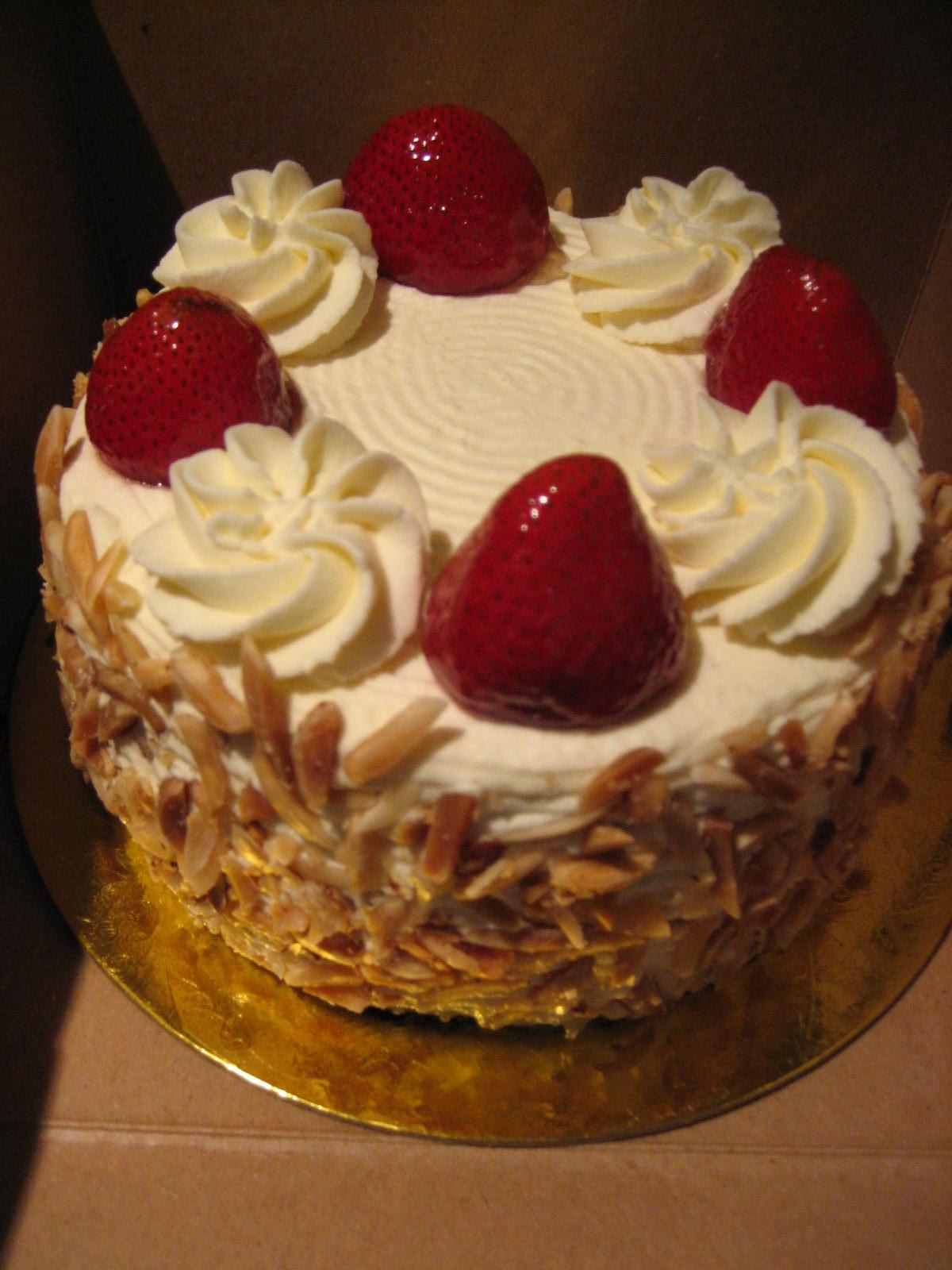 whole foods strawberry shortcake Food